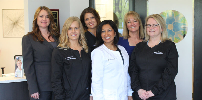 Novi Oaks Dental Team