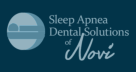 sleep apnea dental novi